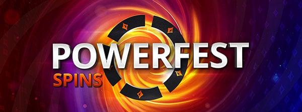 Transformez 5 $ en un ticket POWERFEST à 5 200 $ !