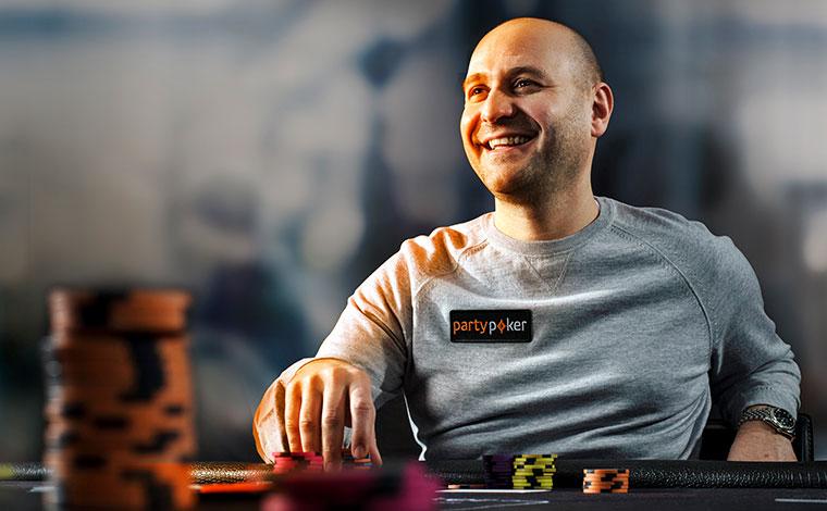 Roberto Romanello team partypoker