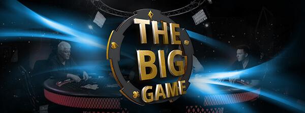 Mega torneio de $500 mil GTD.